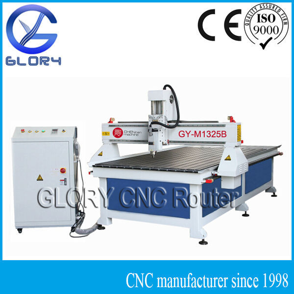 Plaswood/Resin Cutting CNC Engraving Router Machine