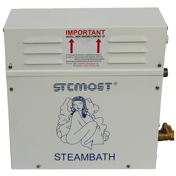 Steam room machine 9kw steam generator for home use