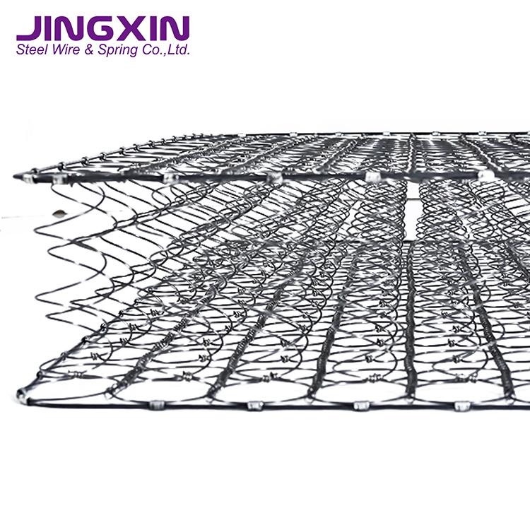 Small memory flat metal mattress springs iron bonnell spring - Jozy Mattress   Jozy.net