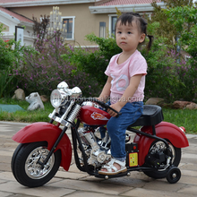 Kids Driving Motor Bikes 3 Wheel Kids Electric Motorcycle with Rechargeable Battery