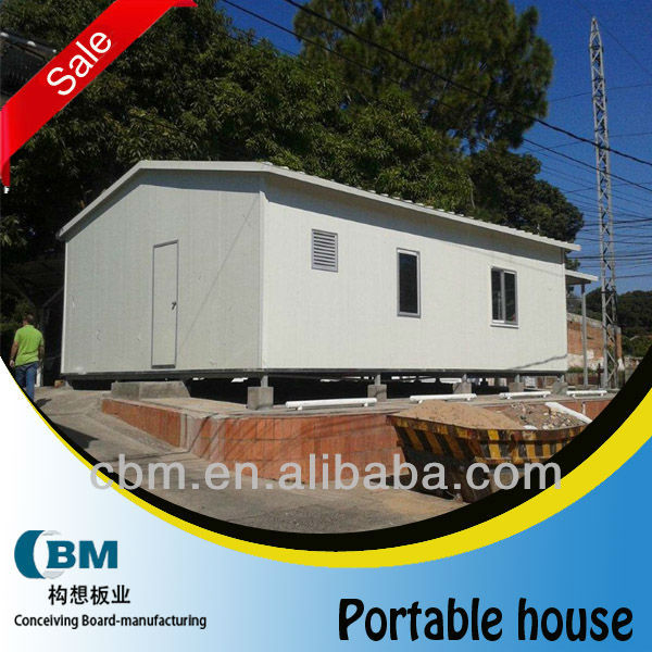 Hot sale porta cabin in South America and Oceania