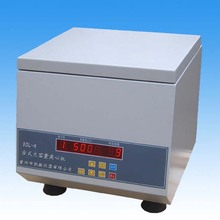 TDL-4 LCD biodiesel milk fat testing machine centrifuge separator With digital display