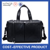 Fashionable Men Leather tote bag/leather traveling bag