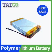 Custom Design Rechargeable 5v Li ion Polymer Battery 2500mah 7.4V