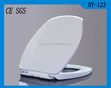 HY-123 marketable products WC bathroom design pp plastic toilet seats cover