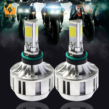 led motorcycle 6v light 6v-32v available headlight h6 h1 h4 h7