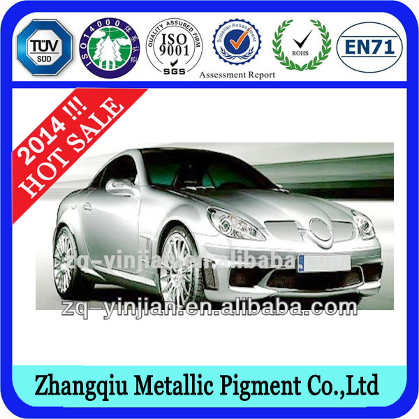YJ Structural Disabilities--Aluminum Paste for Car Paint ZQ-14225