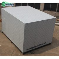 PU panels customized size cold cool room walk in freezer unit room walk in cooler panels