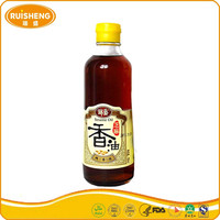 Wholesale 350ml Pure Oil Brand Bulk Sesame Oil