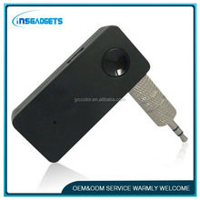 stereo bluetooth car kit ,H0T026 3.5mm bluetooth transmitter for sale
