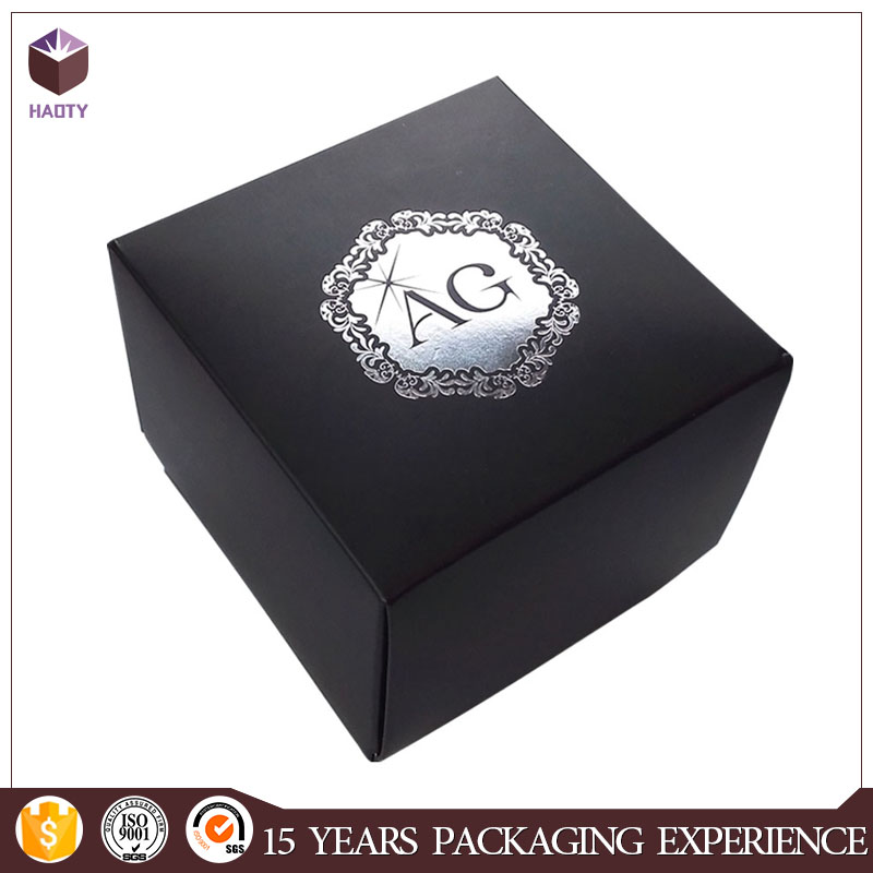 BEST SALE Luxury Design plain cardboard jewelry gift box
