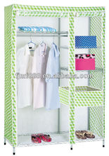 Home Furniture 19mm Portable Modern Folding Wardrobes Bangalore