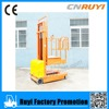 Good performance 0.2 T order picker forklift