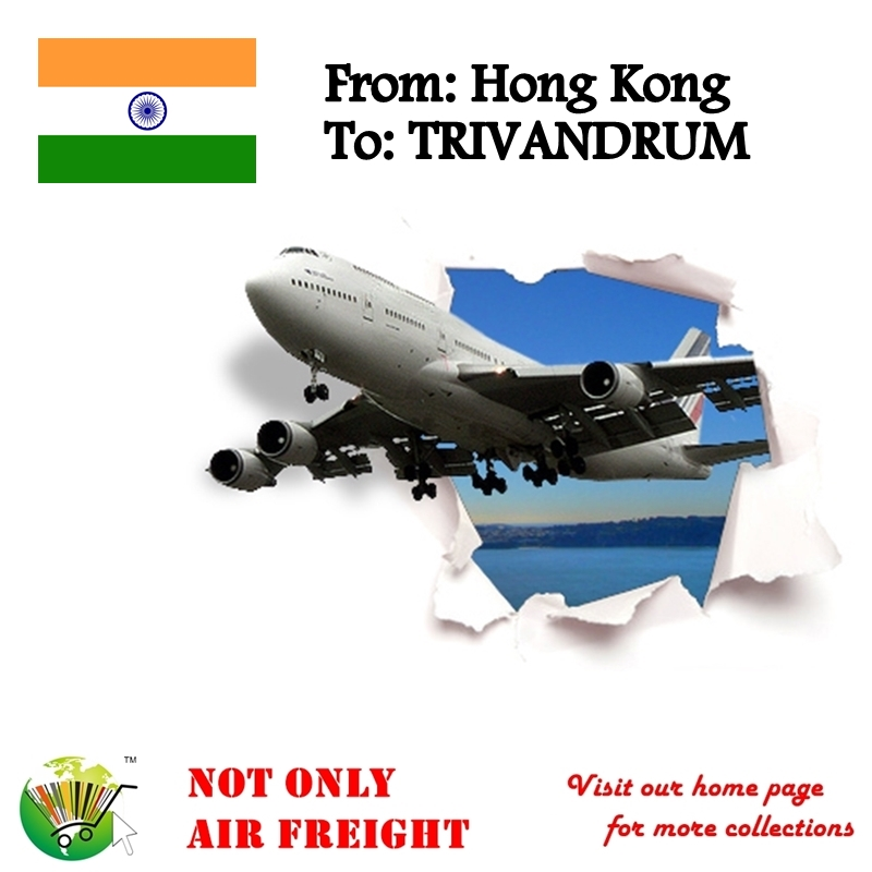 Air Freight From HONG KONG To India TRIVANDRUM Shipping
