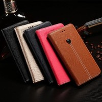 Luxury Magnetic Flip Cover Stand Wallet Leather Case For Apple iPhone 6