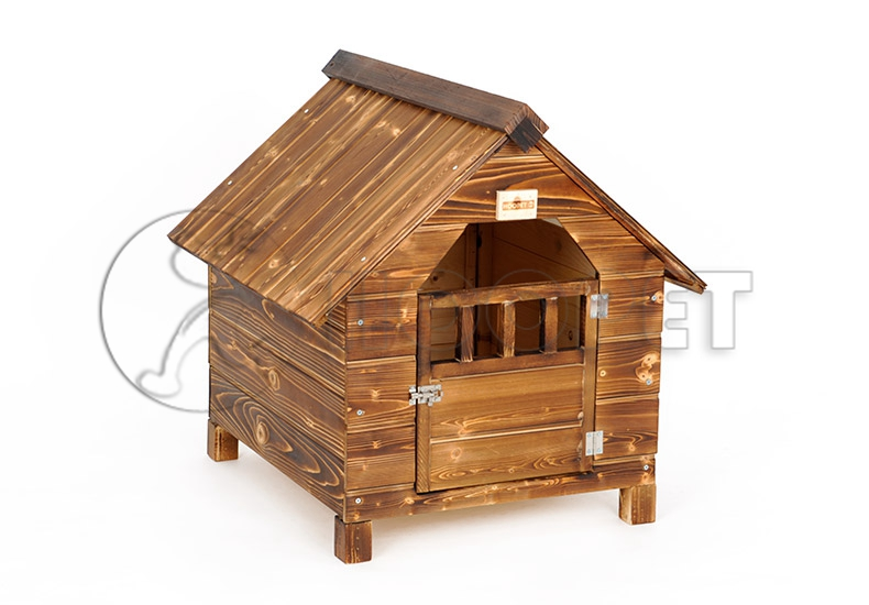 Durable Wooden Dog House Furniture Home BSCI Factory