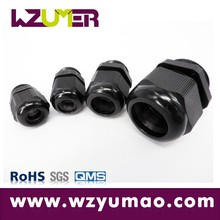 Factory Direct Waterproof Plastic Cable Gland For Flexible Pipe