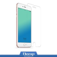 Durable tempered glass full coverage colorful tempered glass screen protector cheap price for iphone 6 6plus