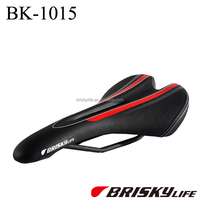 New style bicycle seat for mountain bike