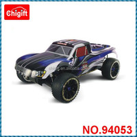 1/5th Scale RC Car RTR 4WD Nitro Power Off Road Short Course 94053
