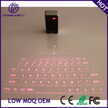 Fancy High Quality Magic laser projection keyboard universal