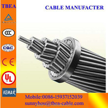 ACSR Drake/Dog/Rabbit Stranded Bare Aluminum Conductor,Electrical Cable Specifications