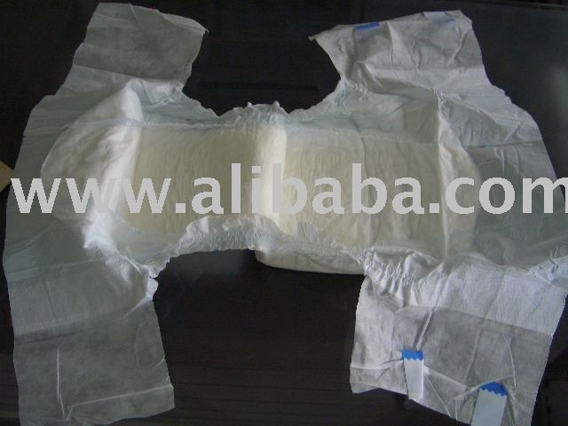 B grade European Branded Adult Diapers