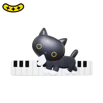 Free simple custom design plastic cat plastic clip icit adult factory