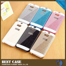 high quality bring crystal hard phone case cover for htc one m7 m8 m9