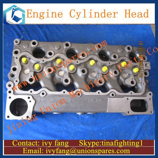 Hot Sale Engine Cylinder Head 7W2243 for CATERPILLAR 3412