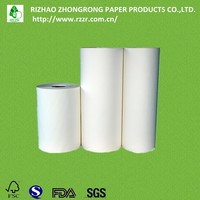 high grade disposable pe coated paper for cups,cup paper,paper in Shandong
