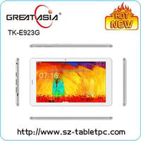 Dual SIM Card 2G GSM 9 inches Capactitive Touch 16:9 800 * 480 smart pad with killing price