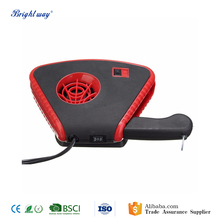 Newest 3 in 1 electric 12v carheater fan with ptc ceramic
