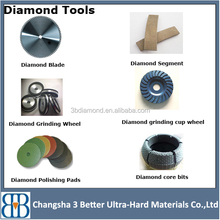 Hunan ,China diamond polishing tools/diamond grinding tools/diamond tools for granite