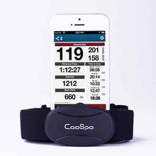 Real-time Heart Rate Fitness Bluetooth Heart Rate Monitor