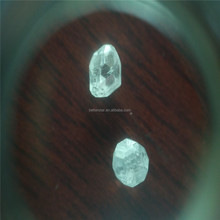 China Manufacturer Pure white HTHP/CVD synthetic diamonds for cutting