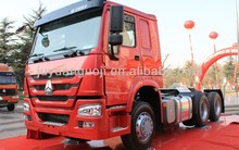 Hot Selling International Design Sinotruk HOWO 6x4 Tractor Truck /Trucks Tractor Head