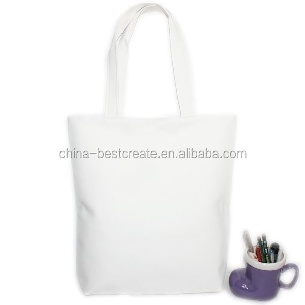 Eco friend canvas shopping bag tote bag