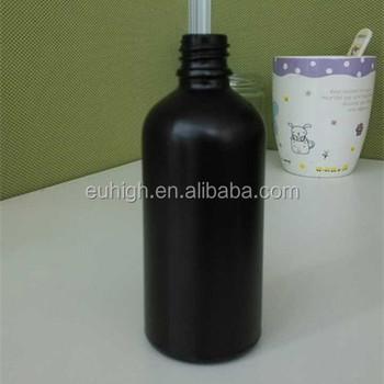 5ml 10ml 15ml 20ml 30ml 50ml 100ml Matte Black Essential