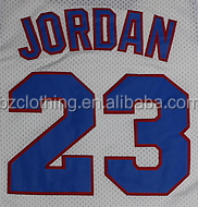 Michael Jordan #23 Space Jam Tune Squad Stitched Basketball Jersey