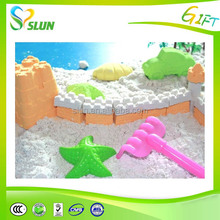 Hot sale new product educational toy sand shapes