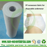 high quality PP material disposable underwear for spa products