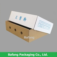 frozen food box packaging