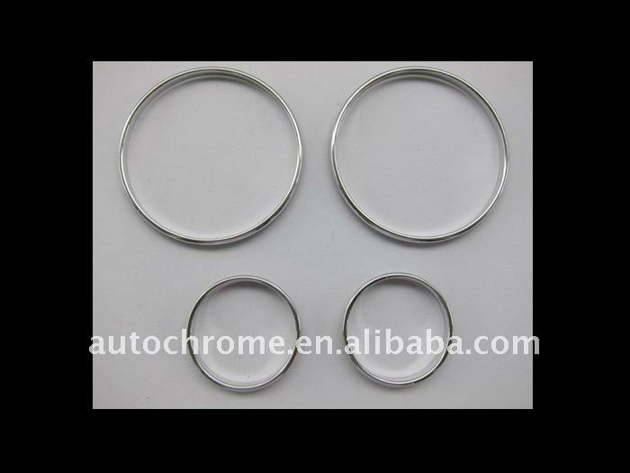 Dash Board Gauge Ring Set for LR Freelander 03-05