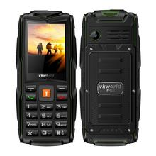 Low Price Cheapest FM Radio 2.4 inch vkworld New Stone V3 Camera 2MP China GSM 2G Bar Cellphone Feature Phone Mobile Factory
