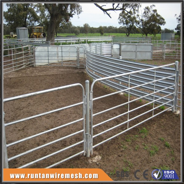 Trade Assurance cheap galvanized sheep corral panels