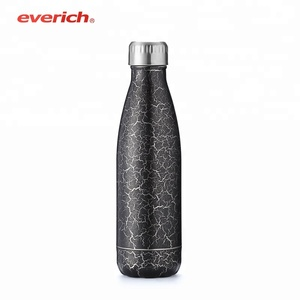 500ML double wall cola vacuum flask stainless steel water bottle