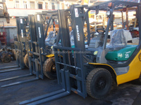 komtsu 2.5Ton, 3T forklift used for sale 3m lifting height