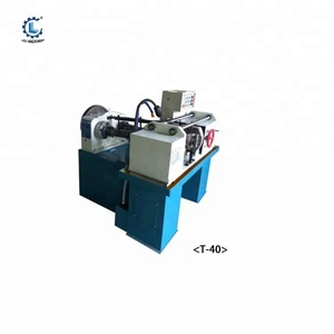 Construction automatic thread rod making machine from China