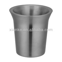 2.0L Double Wall Stainless steel beverage tub metal beer cooler for bar